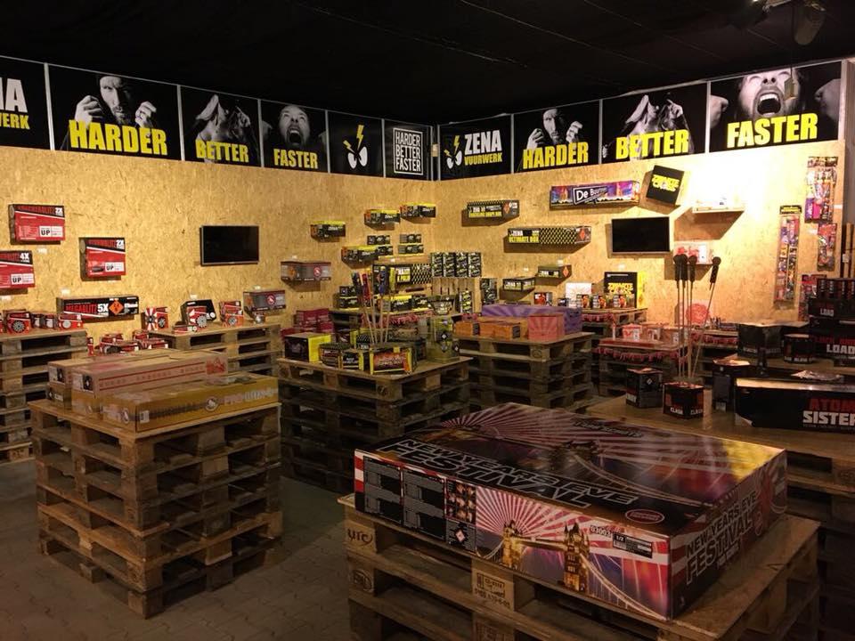 Zena vuurwerk kopen in Nederland? GroenRijk Den Bosch