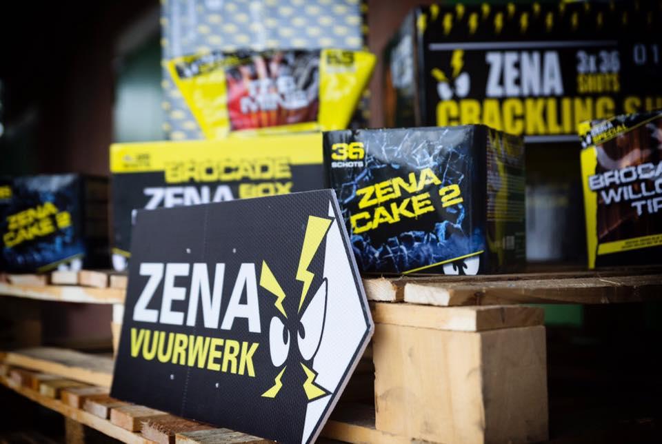 Zena vuurwerk kopen Den Bosch